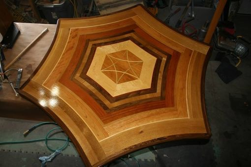Custom Made High Top Table