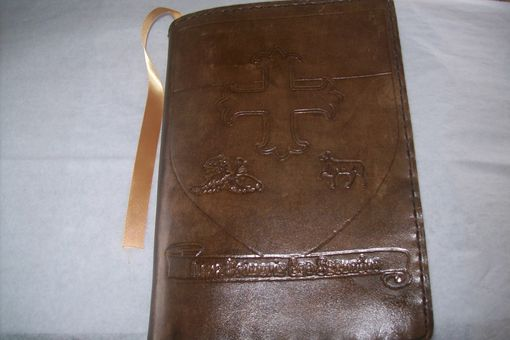 Custom Made Custom Leather Journal