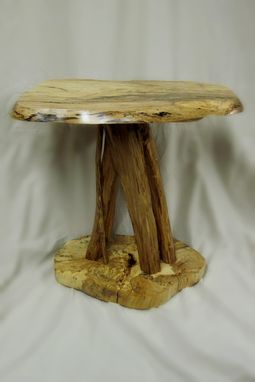 Custom Made Spalted Table