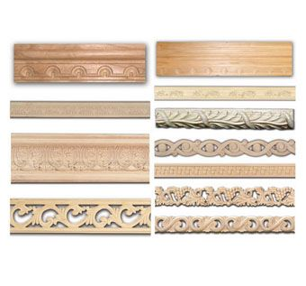 Custom Made Mouldings Ii