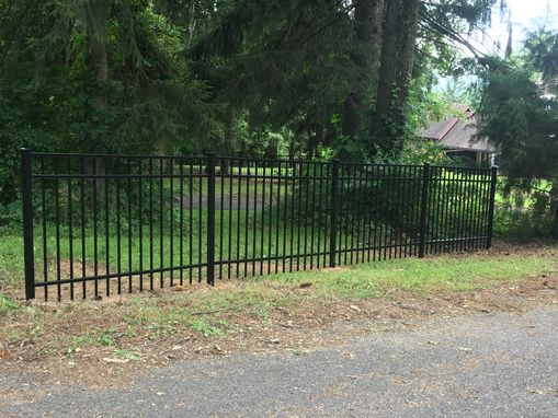 Custom Made Aluminum Fencing
