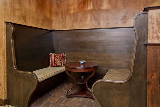 Custom Made Snug(Bench Seating)