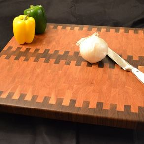 End Grain Cutting Boards And Butcher Blocks