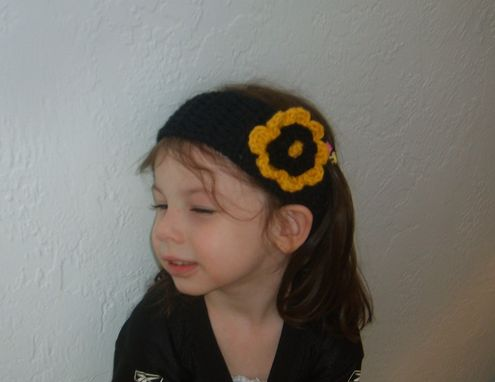 Custom Made Let's Go Team Kid's Or Adult's Crochet Headband