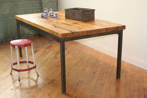 Custom Made Reclaimed Extension Table