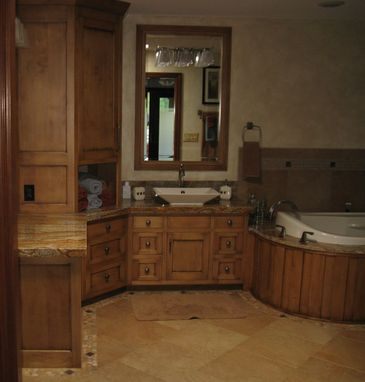 Custom Made Master Bathroom
