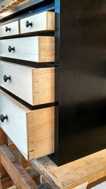 Custom Made Tool Chest, Chest Of Drawers