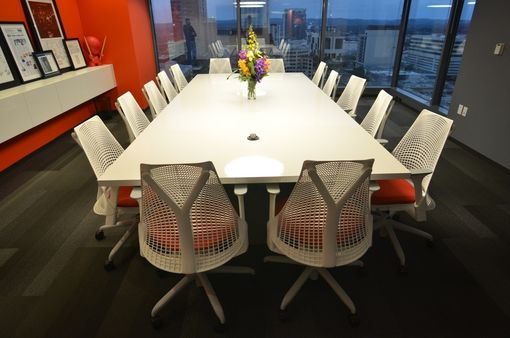 Custom Made Custom Conference Table