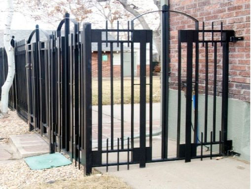 Custom Made Custom Fence