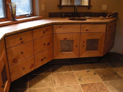 Custom Made Custom Bath Vanities