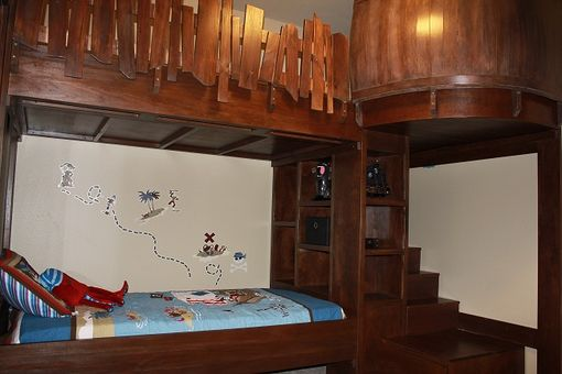 Custom Made Bunk Bed