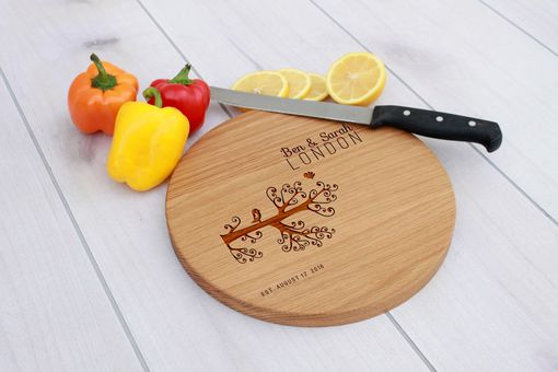 Custom Made Personalized Cutting Board, Engraved Cutting Board, Custom Wedding Gift – Cbr-Wo-Bensarahlondon