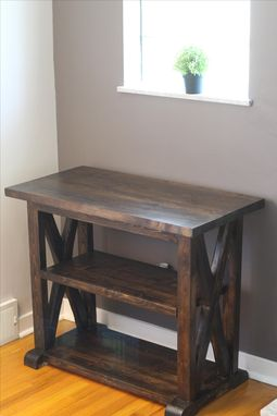 Custom Made Rustic Style Furniture Set