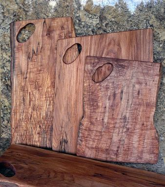 Custom Made Live End Cutting Board