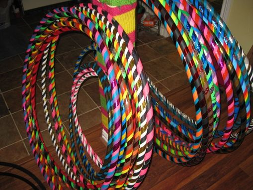 Custom Made Bespoke Hula Hoop
