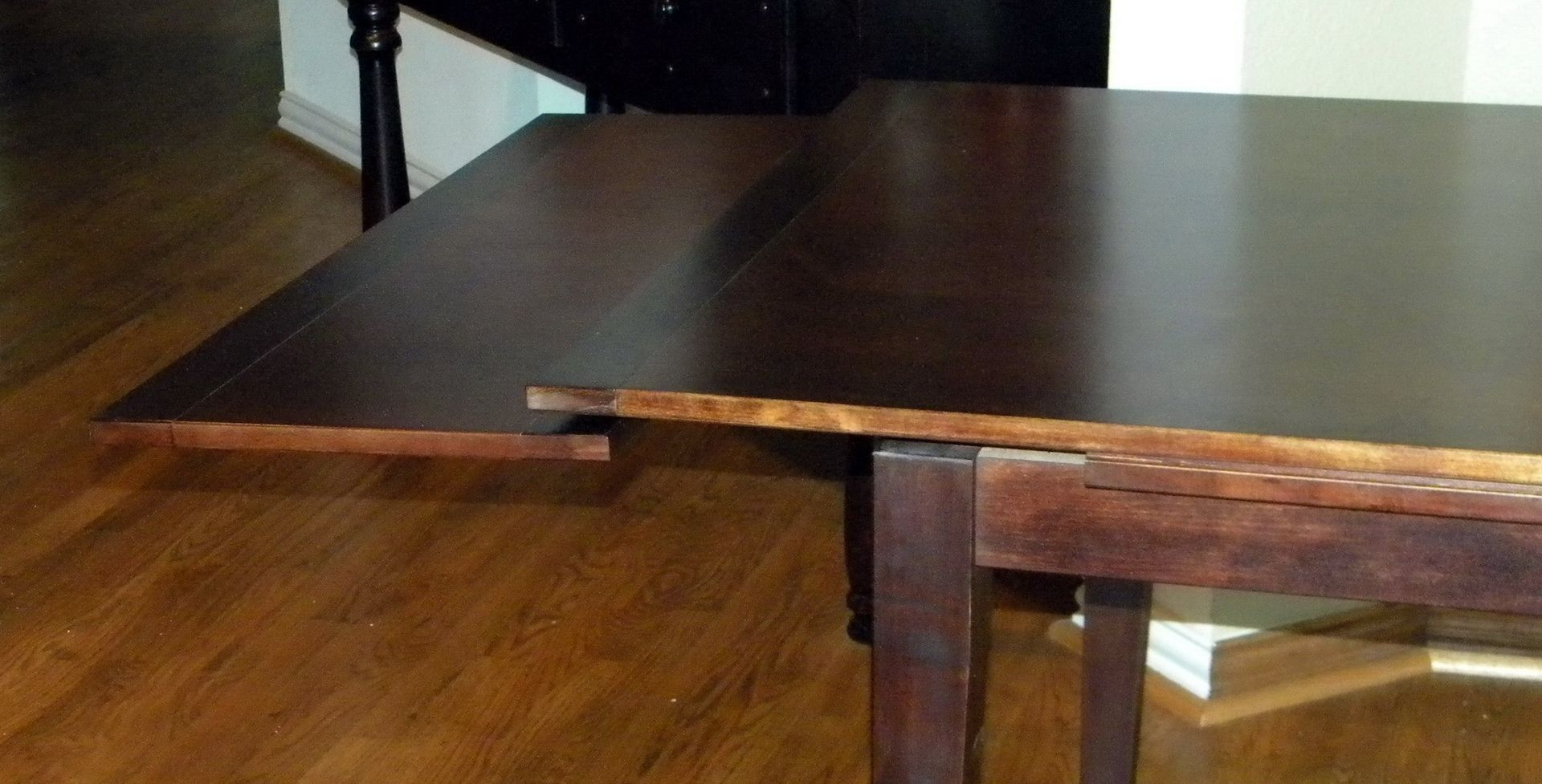 Dining Table With Leaves That Pull Out handmade dutch pull or draw leaf dining tablenorth texas wood