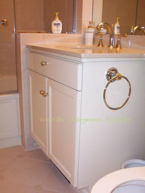 Custom Made Custom Bathroom Vanity