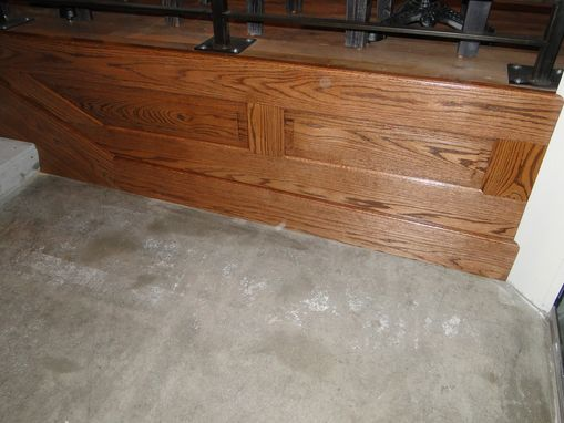 Custom Made Wood Paneling