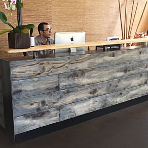 Reception Desks For Offices Custom Counters