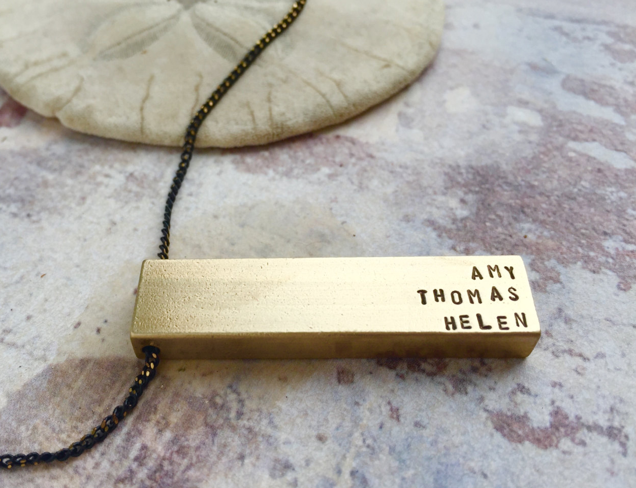 necklace fullxfull zoom children il gold child listing name
