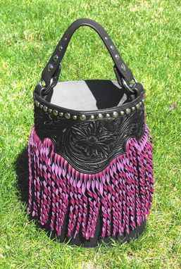 "Custom Made ""Moonlit Romance"" Handbag"