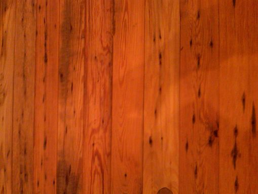 Custom Made 4 Inch Rustic Flooring