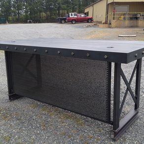 industrial desks | custom office and computer desks | custommade