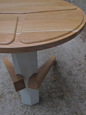 Custom Made Combo Special End Table