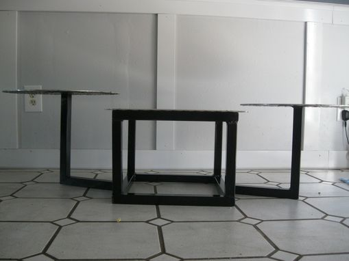Custom Made Modern Coffee Table