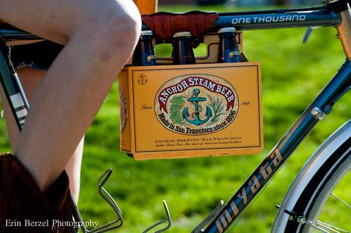 Custom Made 6-Pack Bicycle Frame Cinch