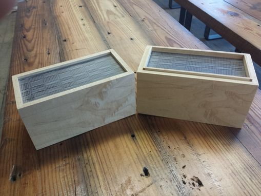 Custom Made Stackable Box