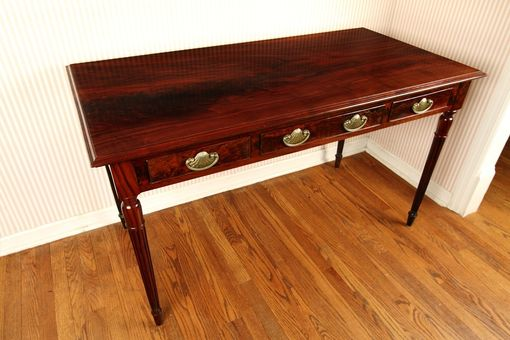 Custom Made Writing Table
