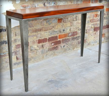Custom Made Entry Table, Sofa Table, Or Pub Table