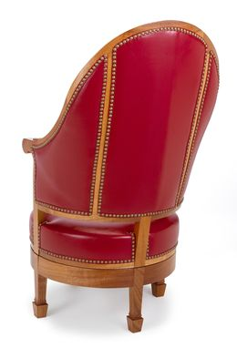 Custom Made Monticello Revolving Arm Chair®