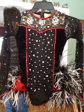 Custom Made Skating And Dancewear Embellishment