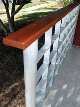 Custom Made Modern Stair / Balcony Railing