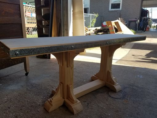 Custom Made Dining Room Bench