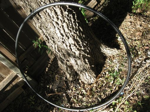 Custom Made Naked Untaped Collapsible Hula Hoop, Diy