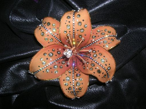 Custom Made Hair Flower