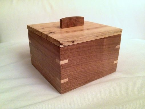 Custom Made Recipe Box