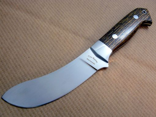 Custom Made Buffalo Skinner