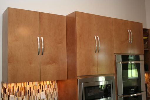 Custom Made Contemporary Birch Kitchen