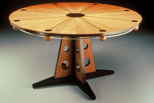 Custom Made Deco Dining Table