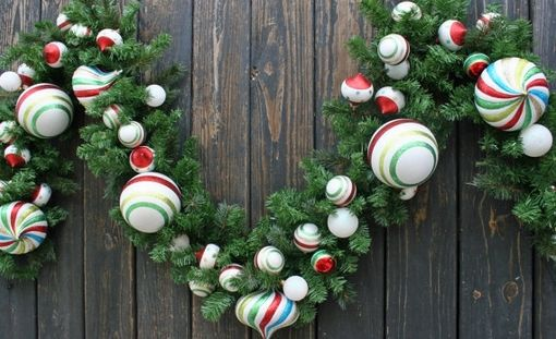 Custom Made Christmas Garland