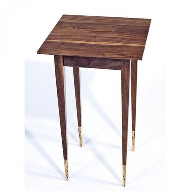 Custom Made End Table (Walnut)