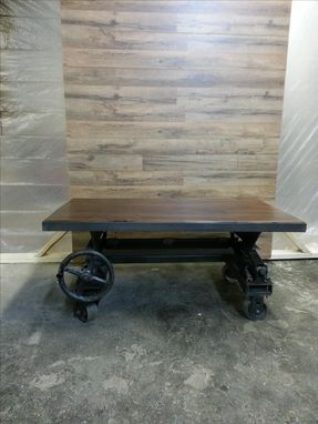 Custom Made Industrial Coffee Tables