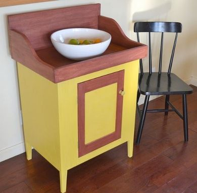 Custom Made Washstand