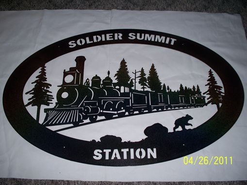 Custom Made Soldier Summit Station