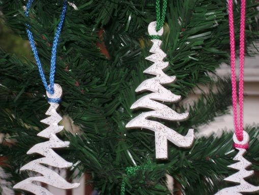 Custom Made Christmas Ornaments