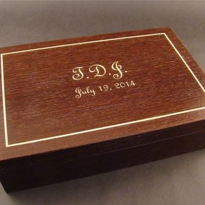 Custom Jewelry Boxes Handmade Wood Jewelry Boxes Custommade Com